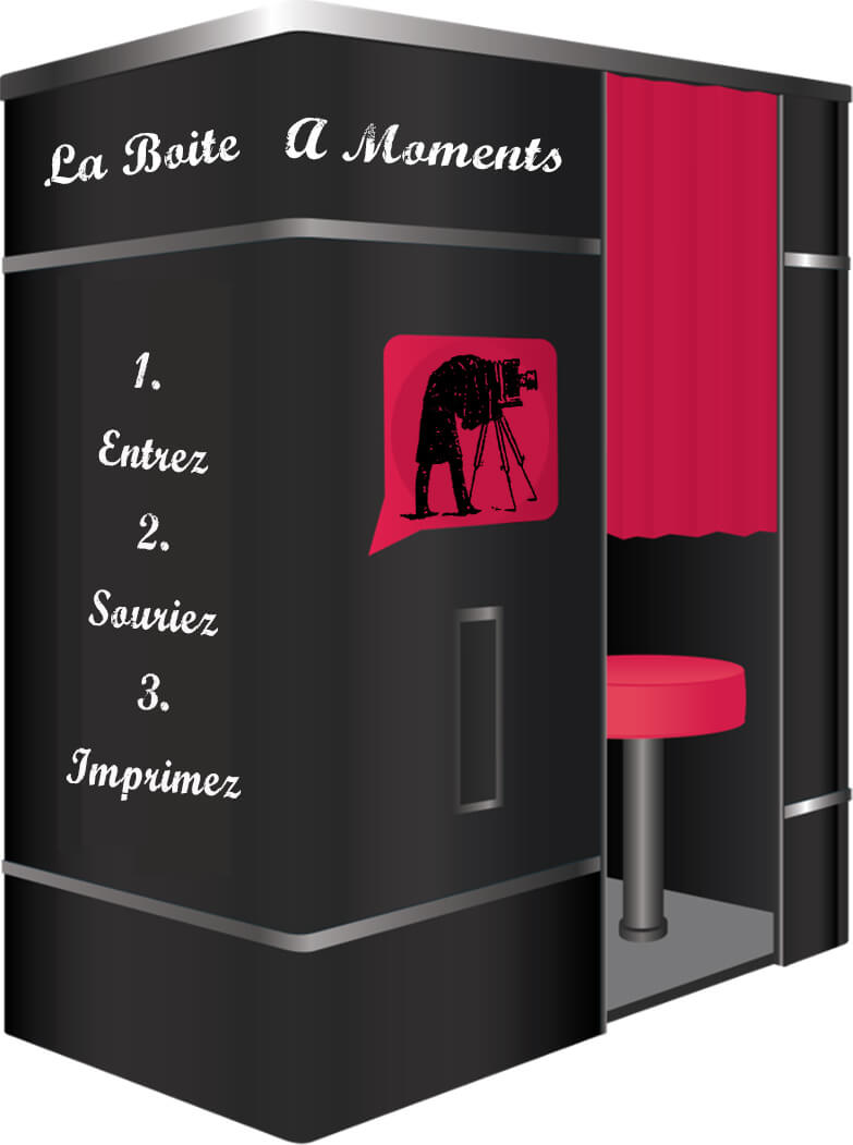 location photomaton comment ca marche laboite moments. Black Bedroom Furniture Sets. Home Design Ideas